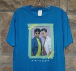 retro tees friends TV show t-shirt