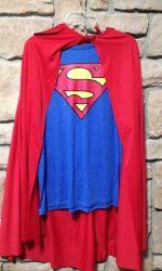 Superman costume Superman t-shirt