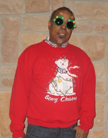 ugly Christmas sweatshirts
