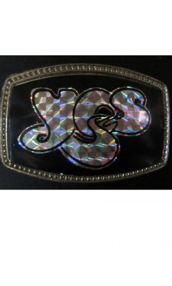 Vintage belt buckes Yes belt buckle
