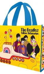 yellow submarine tote bag gift bag