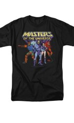 masters of the universe Skeletor t-shirt