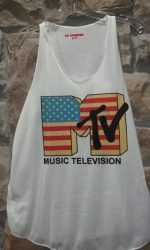 MTV shirt tank top
