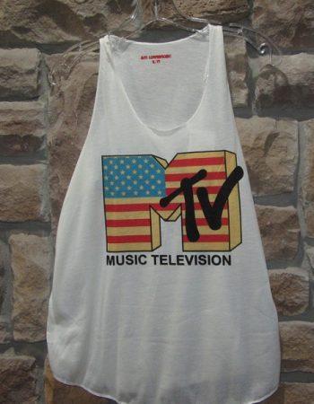 MTV shirt tank top