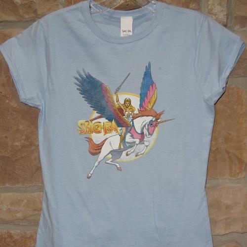 she ra princess of power t-shirt