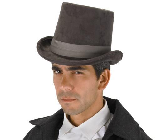 grey coachman steampunk top hats