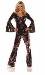 disco diva costume pantsuit