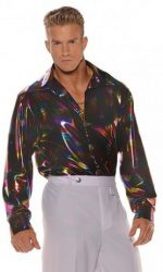 disco dude shirt