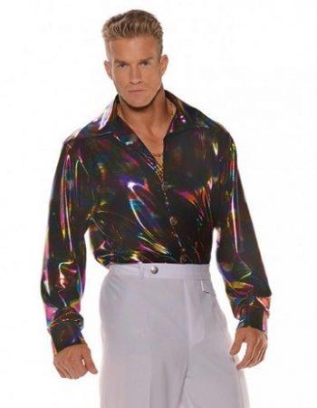 disco dude shirt