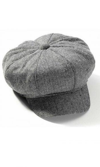 Mens newsboy cap 1920s cap