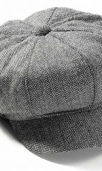 mens newsboy cap