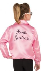 Pink Ladies Grease jacket child size