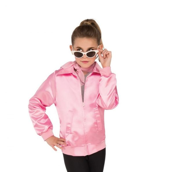 pink ladies grease jacket childs size