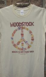 woodstock t shirt