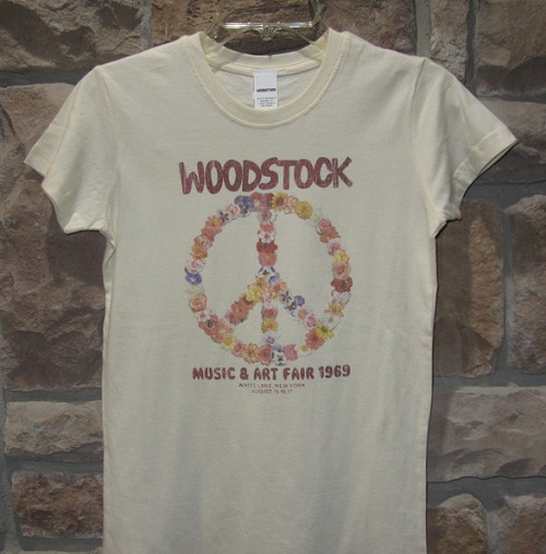 woodstock t shirt
