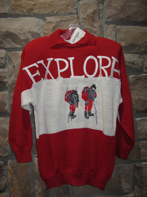 Bonnie Boerer sweaters ugly Christmas sweater