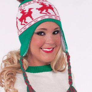 Reindeer Games novelty Christmas hats