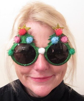 Christmas sunglasses Christmas glasses