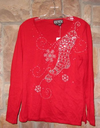 Ugly Christmas pullover