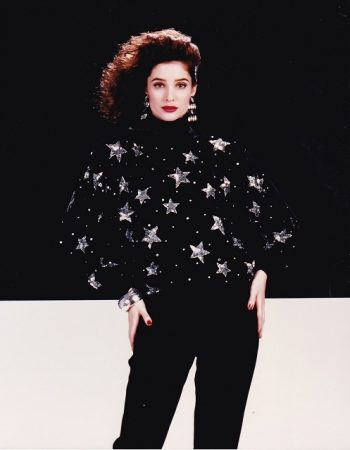 Bonnie Boerer sweaters star and sequin sweaters