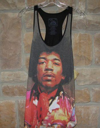 Jimi Hendrix fashion tank top