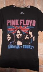 Pink Floyd Animals Tour T-shirt