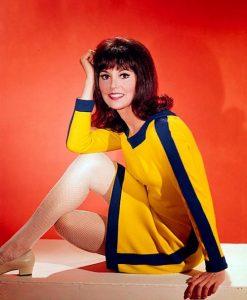 celebrity fashion icons Marlo Thomas