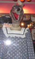 Granny Wolf costume
