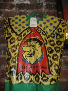 history of Halloween costumes Fred Flintstone