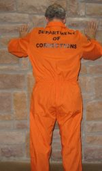 jail jumpsuit orange prisoner jumpsuit
