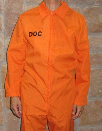 jail jumpsuit prisoner jumpsuit