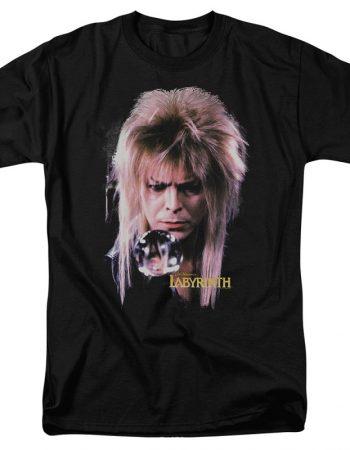 Labyrinth t-shirt David Bowie the Goblin King
