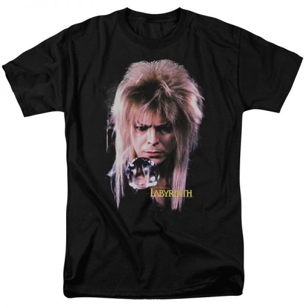 Labyrinth t-shirt David Bowie the Goblin King