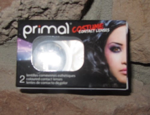 colored Halloween contacts lenses