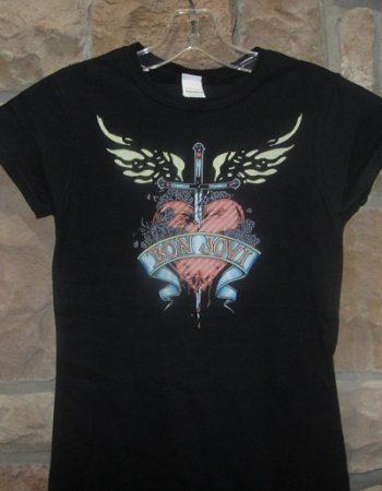 Bon Jovi t-shirts