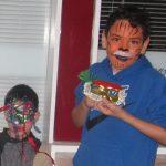 2nd Annual Asbury Park Mardi Gras kids masks