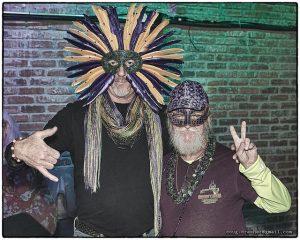2nd Annual Asbury Park Mardi Gras Masquerade ball