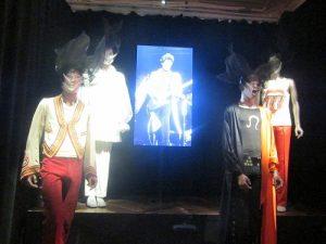 Mick Jagger fashion style icon glam