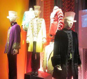 Mick Jagger fashion style icon Bohemian velvet jackets