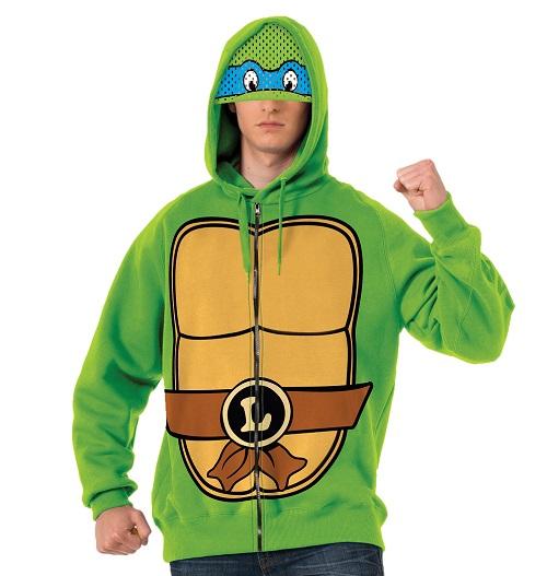 Teeange Mutant Ninja Turtles Hoodie Leonardo