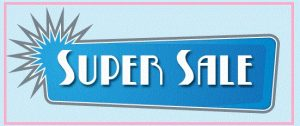 Super-sale end of season Super Sale