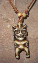 tiki necklace light