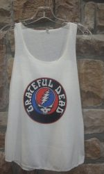 Grateful Dead Tank Top Steal Your Face tank top