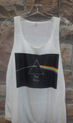 Pink Floyd tank top Dark Side of the Moon tank top