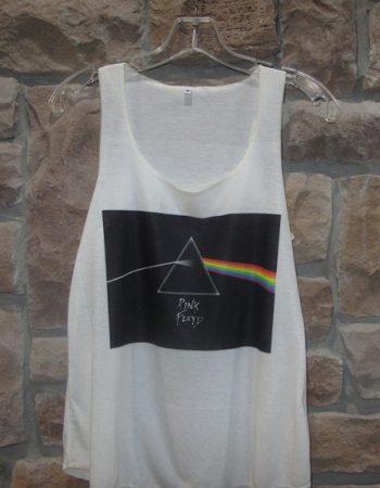 Pink Floyd tank top Dark Side of the Moon tank top