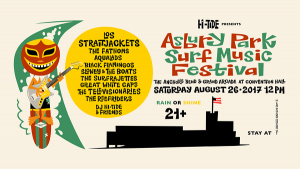 Asbury Park Surf Music Festival 2017 at the Anchors Bend