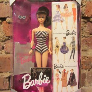 35th Anniversary Barbie classic Barbie doll