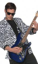 zebra 80s jacket zebra blazer