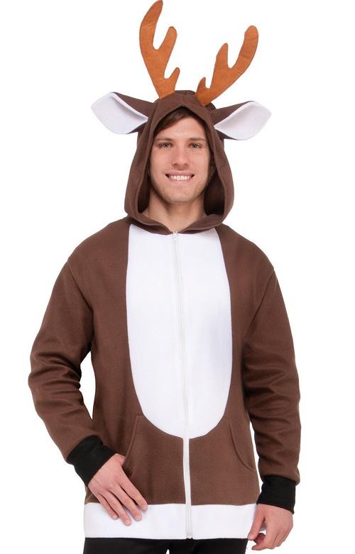 Reindeer Hoodie Christmas hoodie