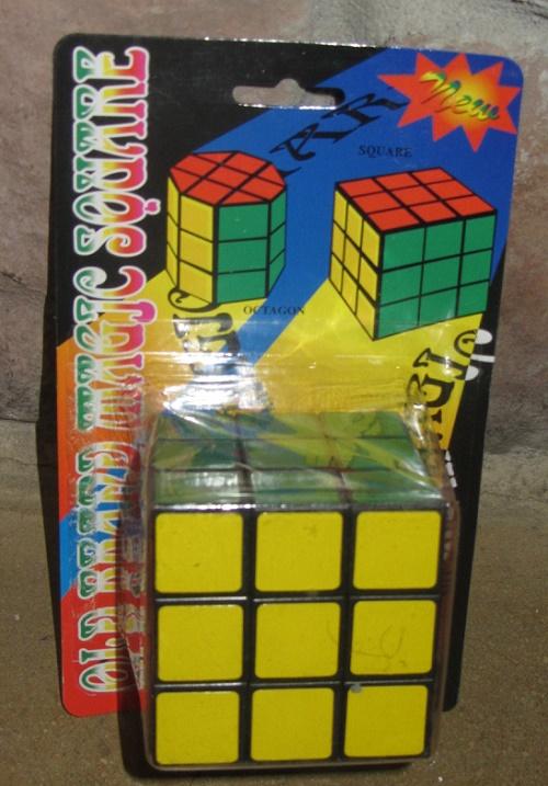 Rubiks cube game